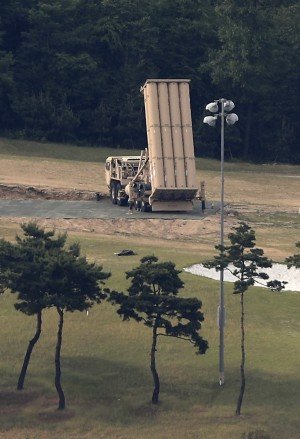 北韓疑用無人機情蒐薩德 遭南韓發現帶回