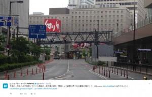 一夜多了一座橋? 大阪車站空橋工程讓網友跪了