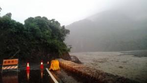 豪雨炸台 高屏2處省道路段將預警封閉