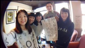 女大生赴移民署實習 成就一段外交友誼
