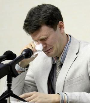受北韓拘禁美大學生過世 文在寅哀悼並譴責北韓