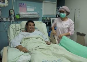醫病》146公斤男心肺衰竭 減重30公斤保命