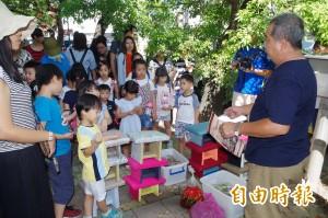 4個月回收3千顆廢電池 南陽附幼童做環保真努力