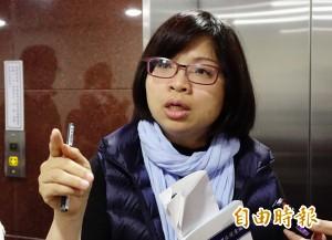 反亞泥遊行舉行  林淑芬:動搖對民進黨執政信任