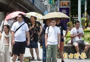 進入颱風季 氣象局預測今年3到5個颱風侵台