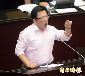 立院臨時會 民進黨團不排除先審前瞻條例