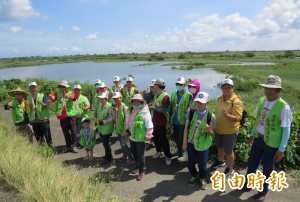 保護台南學甲濕地 居民成立巡守隊