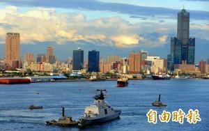 美軍艦要例行性停靠台灣?高雄可能是首選