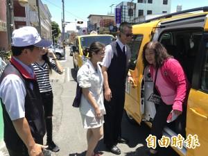 公車小黃免費上路   首搭學生:還以為是詐騙