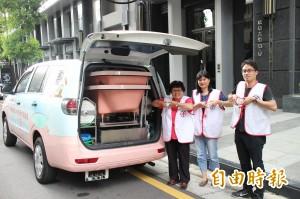 新竹縣想添「到宅沐浴車」、「行動餐車」