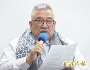 郝明義呼籲小英 把握歷史機遇修憲