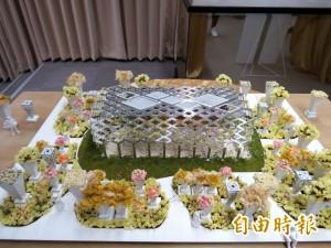 打造花園城市迎花博 台中新市政大樓先變身