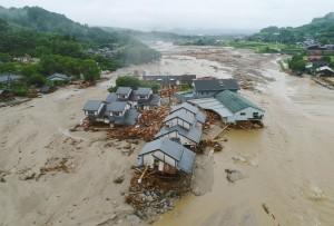 九州暴雨災情 死亡人數增至7人