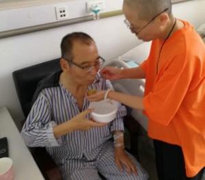 癌末仍被監控 劉曉波友籲:讓他對外說話!