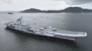 遼寧艦赴港超燒錢 僅油料就花費逾億元
