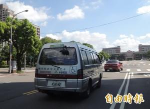 復康巴士僅25輛    竹縣期盼擴大服務