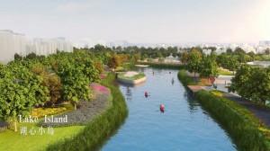 打造「克拉級寶石」公園 中市軟埤仔溪整治工程進度超前