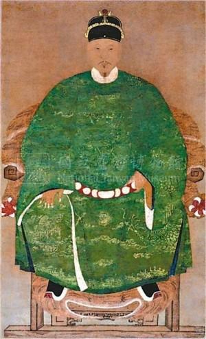 台博館收藏國寶 鄭成功畫像被疑是仿品