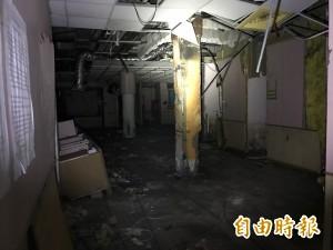 男子趁夜侵入廢棄醫院 驚見無名街友上吊亡
