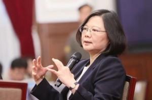 「挑戰北京的總統」法媒專文介紹蔡英文