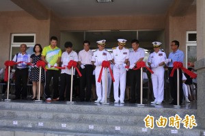 仁壽營區練兵半世紀 海陸造價5億新營區今啟用