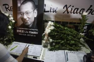 劉曉波辭世 BBC:加深台、港對中國疑慮