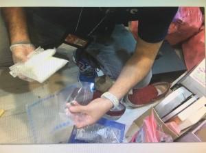 毒鴛鴦不出門 北市警蹲點兩天搜出大批毒品
