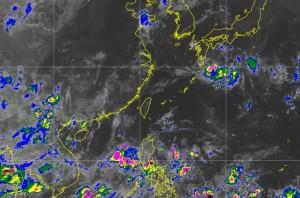 極端高溫恐再現  2熱低壓最快今、明天轉為颱風