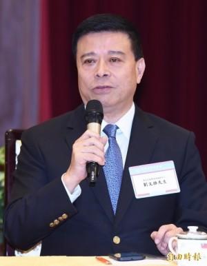 對親民黨不離不棄 李鴻鈞:劉文雄是條漢子