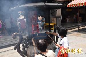 朝天宮:神明慈悲 哪會抗議