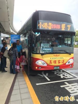 「墾丁特急線」巴士 海外背包客比台客更熟悉