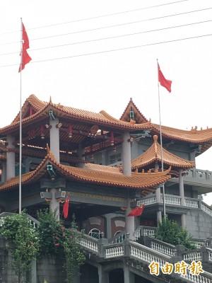 碧雲禪寺「紅色勢力」入侵 比丘尼轟政府束手無策