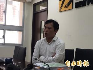 台籍中生拿水球丟綠委 黃國昌:應注意對國安衝擊