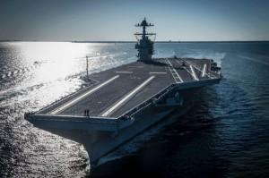 美稱地表最強航母服役 中軍事專家酸:帶病上崗