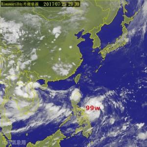 明炎熱午後雷雨增多 第9號颱風恐形成