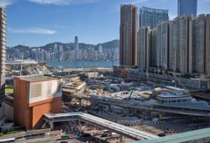 香港高鐵站一地兩檢 中國可越境執法
