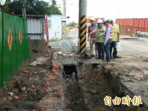 防範尼莎颱風 南市防災防汛總動員