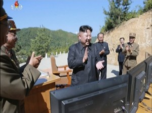 美暗示推翻金正恩 北韓反擊:有蛛絲馬跡就核錘美國心臟