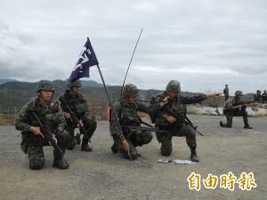 尼莎颱風撲台 第5梯次志願士兵考試順延