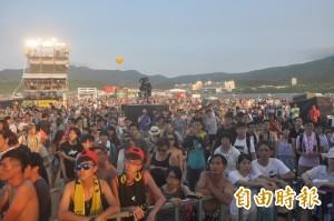 尼莎攪局 貢寮海洋音樂祭延期