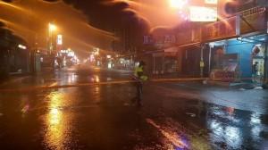 東港中正路今晚再淹水 連續兩天封閉道路