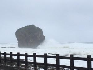 海棠颱風已登陸 南台灣注意強風及強降雨