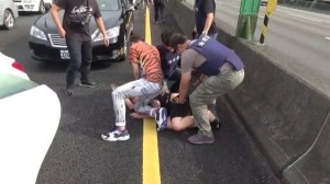 13巡邏車出動 檢警國道上截獲181公斤K他命
