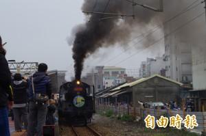 台鐵復駛蒸汽火車引居民不滿 屢被檢舉噪音、空汙