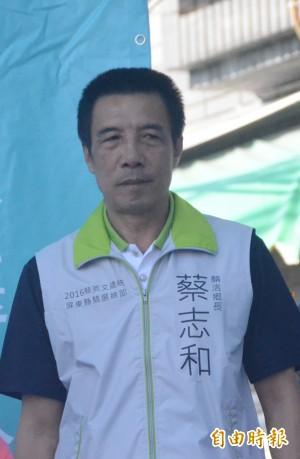 麟洛鄉長蔡志和涉貪 收押禁見