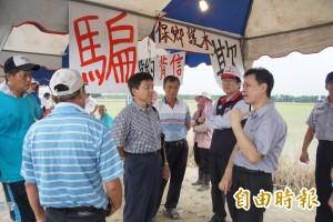 水公司「打臉」邱議瑩 夜襲開鑿新井遭民眾圍堵