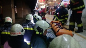 台北車站驚傳男子落軌 救起時無呼吸心跳