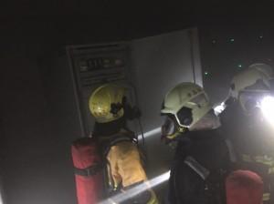 全台大停電搶修… 彰化市變電所驚傳冒濃煙