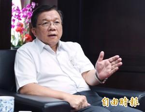 全台大停電 經濟部長李世光口頭請辭獲准