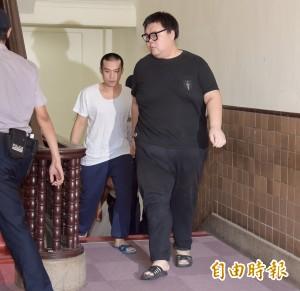 W飯店案 土豪哥瘦身應訊 辯稱與女模死無關